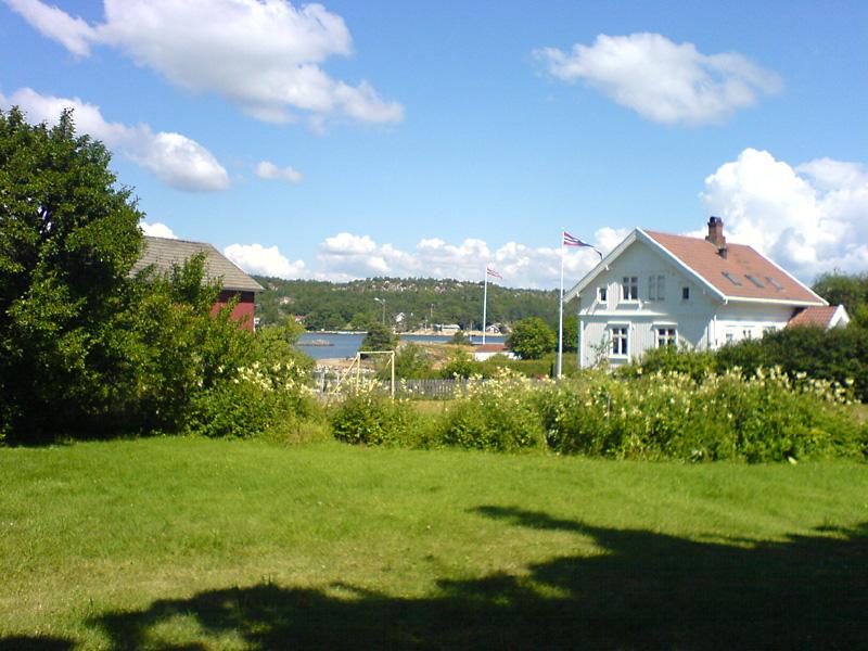 The Norwegian Holiday Paradise Island