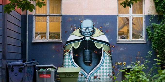 Jaw-dropping Street Art in Norway
