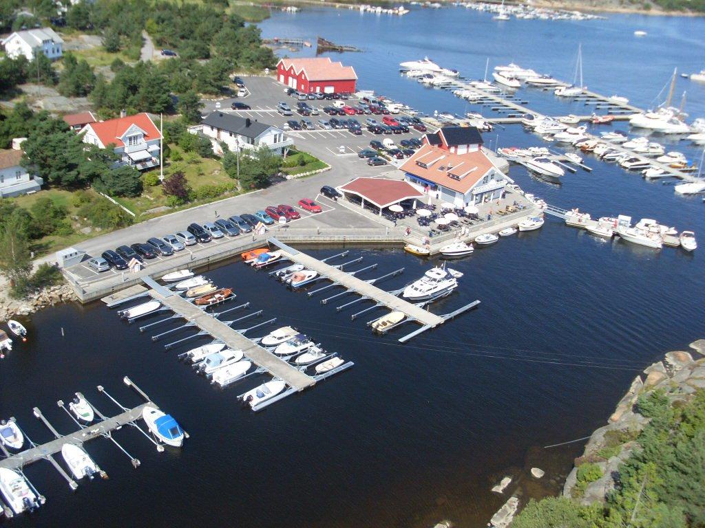 The Norwegian Holiday Patadise Island