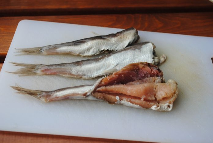The Stinky Swedish Fish Dish