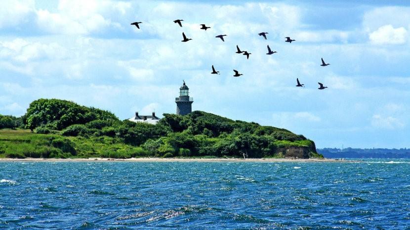The Danish Garden Island