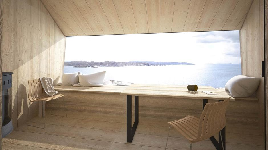 Spectacular Architecture in the Norwegian Ocean Gap