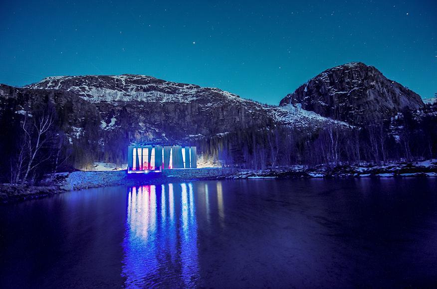 Powerful Norwegian Architecture