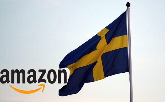 Swedes Welcome Amazon