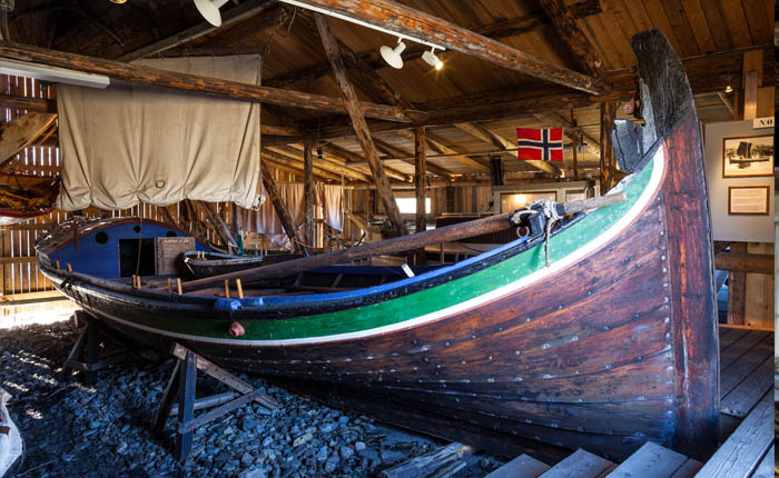 Lofoten Museum. Photo: Museum.nord