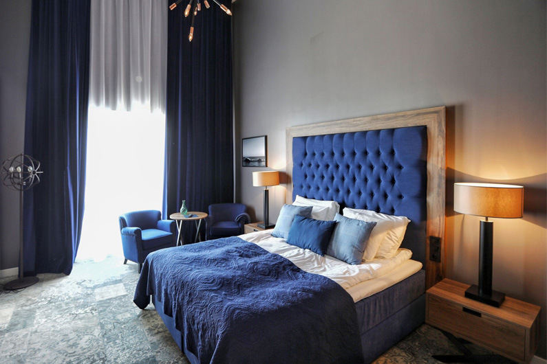 An Extraordinary Swedish Spa Hotel