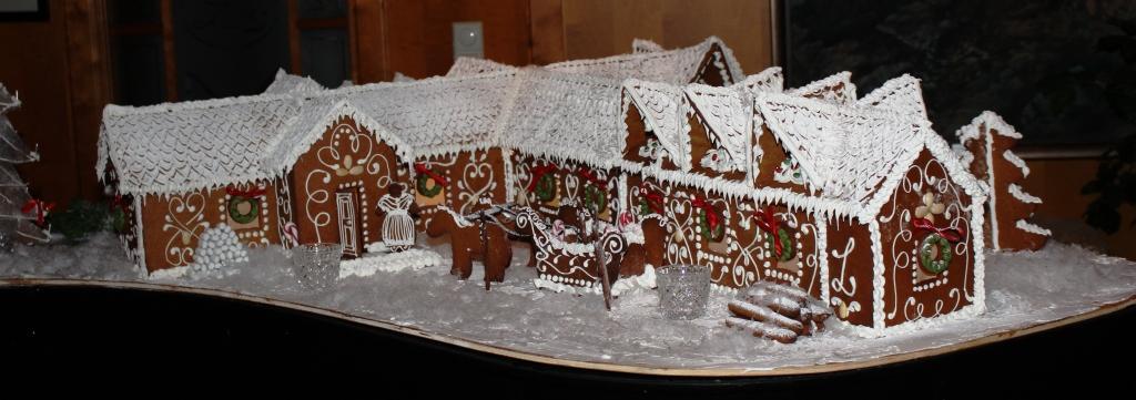 A Very Christmassy Stay at Award-Winning Norwegian Hotel