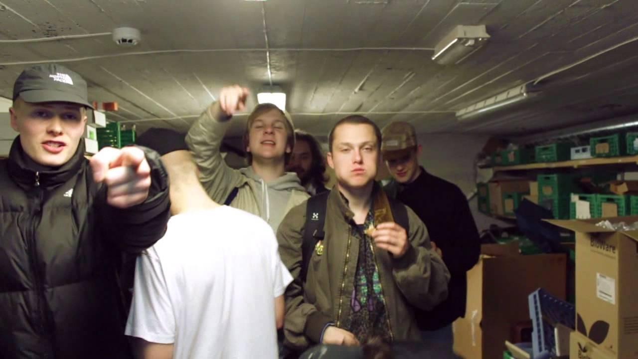 Fascinating Scandinavian Rappers