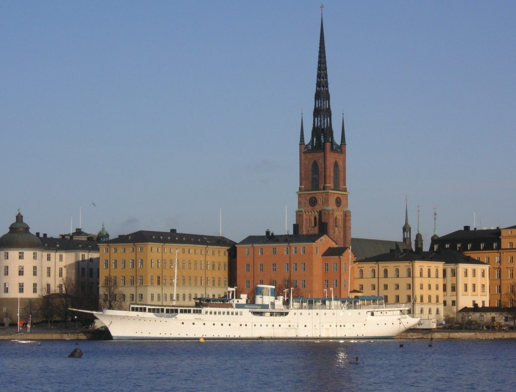 Exploring the Finest Boat Hotels in Stockholm