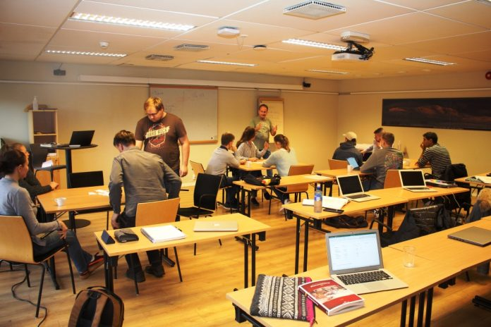 New School of Tourism and Hospitality in Geilo, Norway