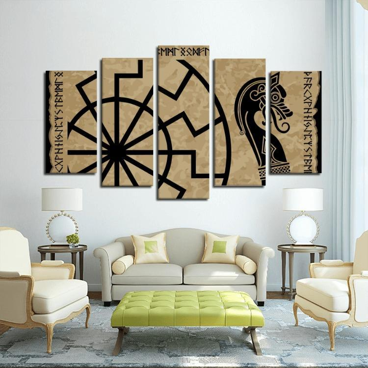 Ways to Embrace Viking-Inspired Décor