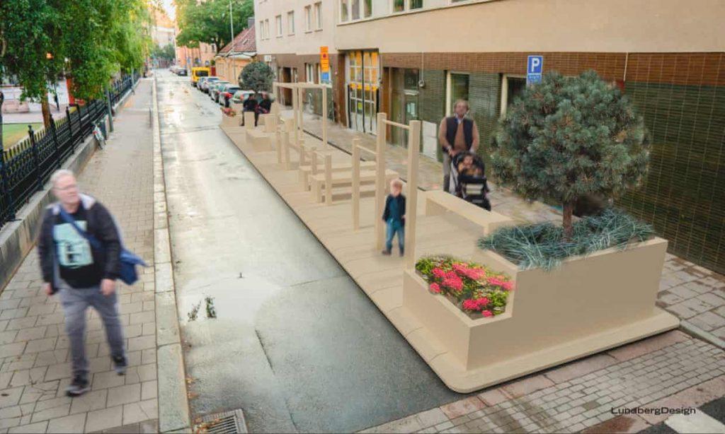 Sweden's 'One-Minute City' Design