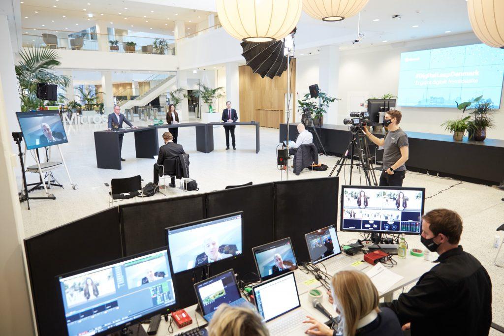 Microsoft Looks to Denmark