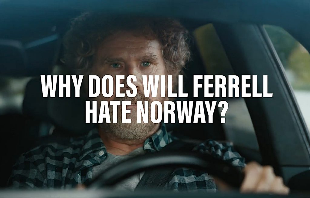 General Motors With Hate Campaign Against Norway in Super Bowl