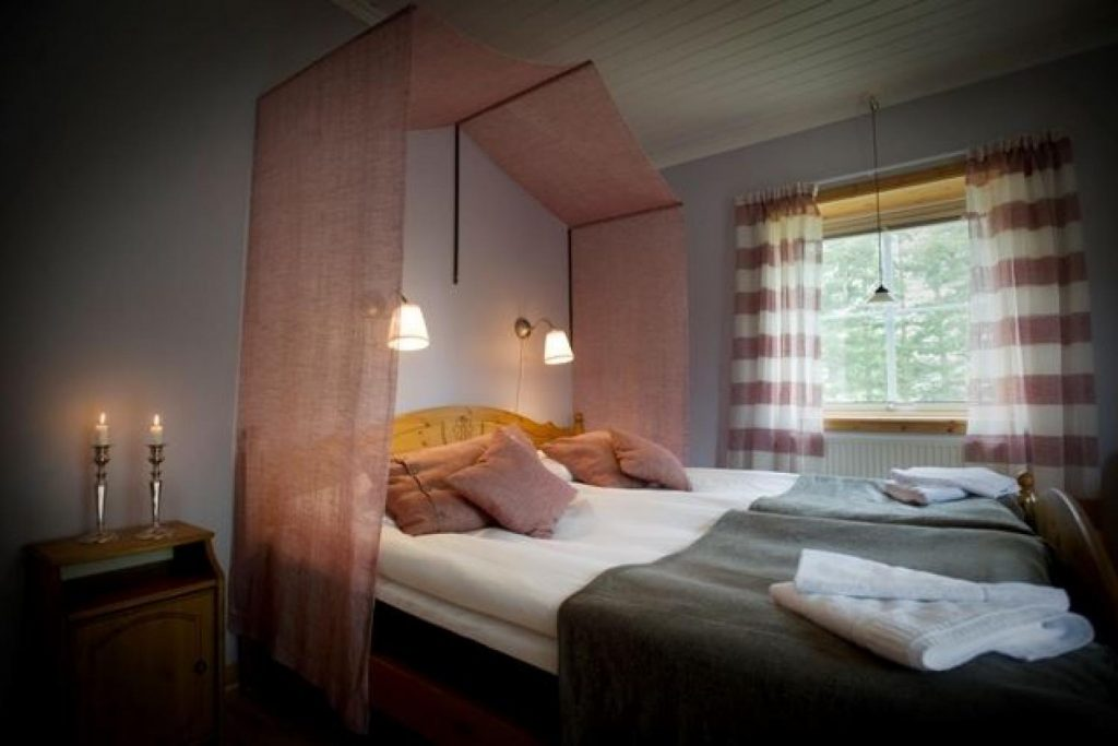 Outstanding Spa in North Sweden With Outstanding Surroundings