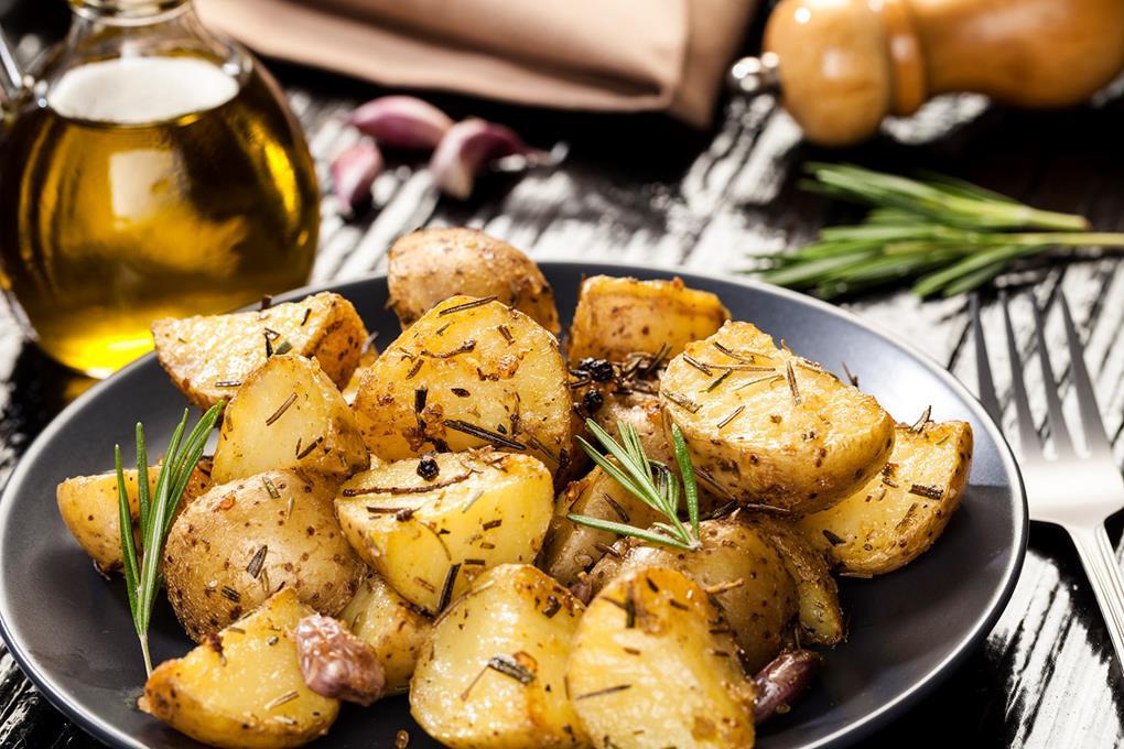 Scandinavian Potatoes