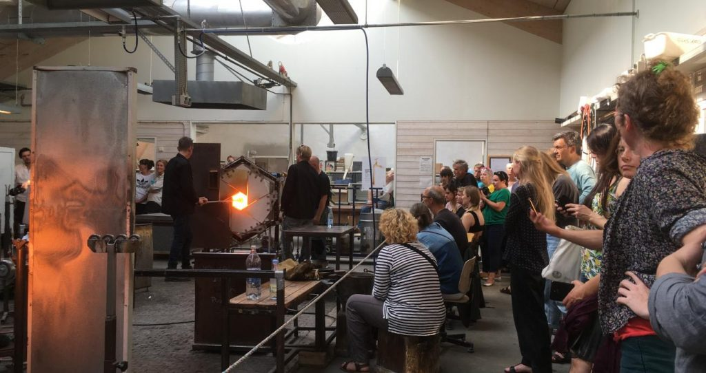 The Danish Glass and Ceramics Biennial