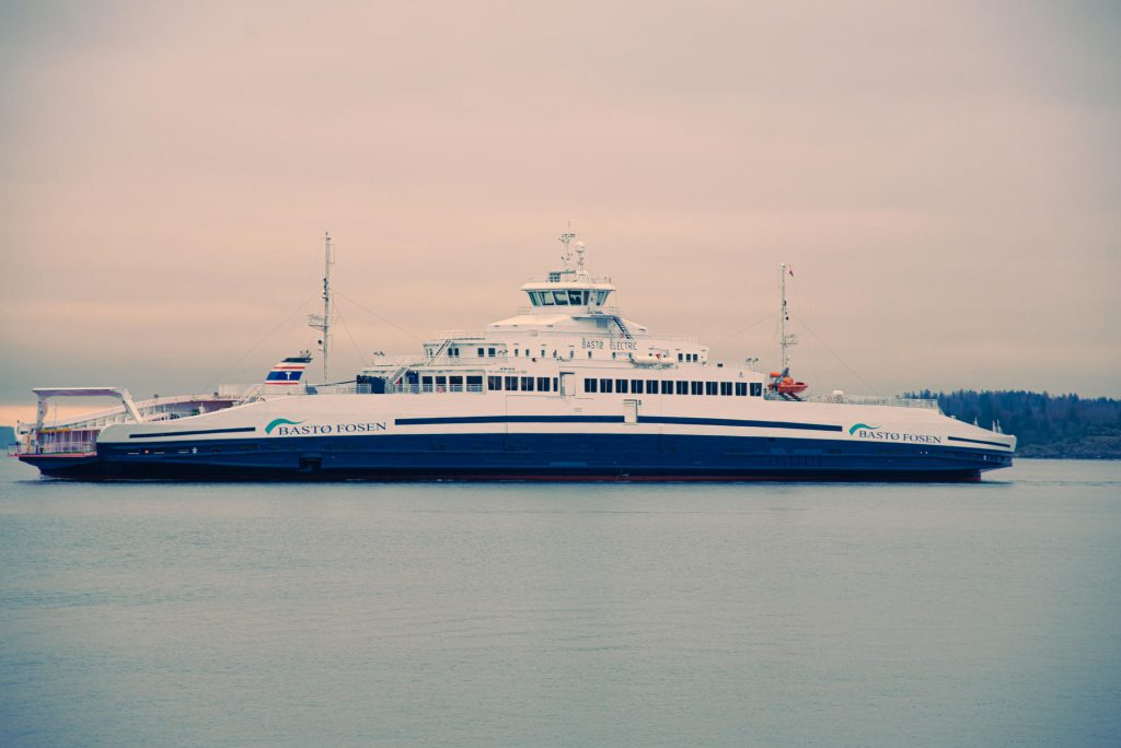 World's Largest Electric Ferry Now Operational In Norway