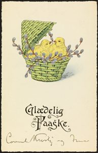 Happy Easter from Scandinavia