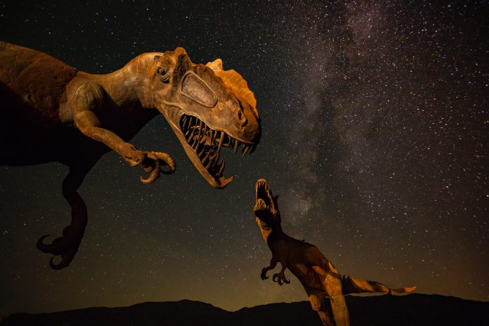 The Dinosaurs are Coming to Norway