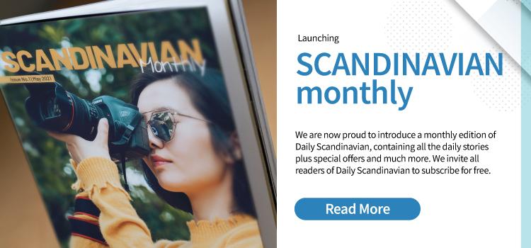 Launching Scandinavian monthly
