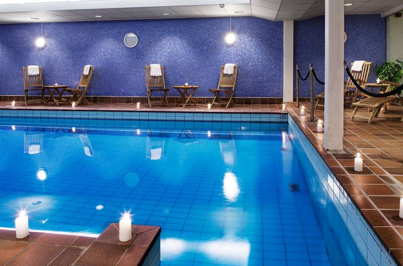 It's All About Well-Being at Swedish Spa Hotel