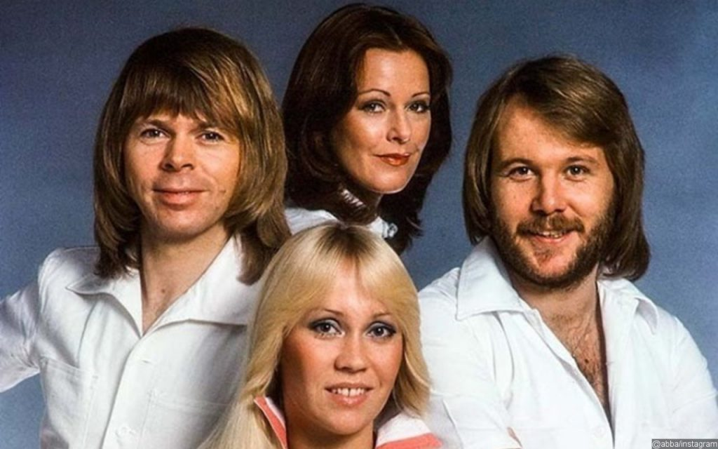 ABBA Goes Live After the Pandemics