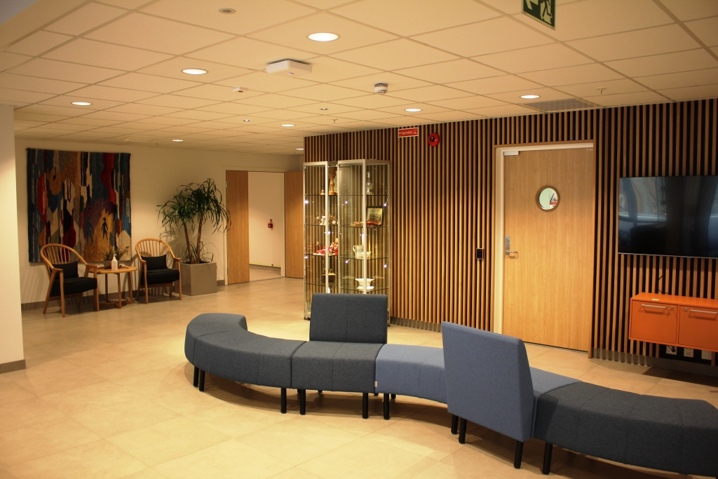Norwegian Assisted Senior Home with a Hotel Feeling