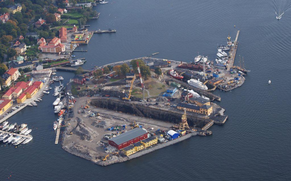 The 14 Islands of the Swedish Capital