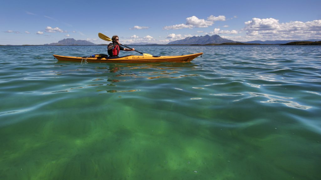 Top 10 Places to Paddle in Norway