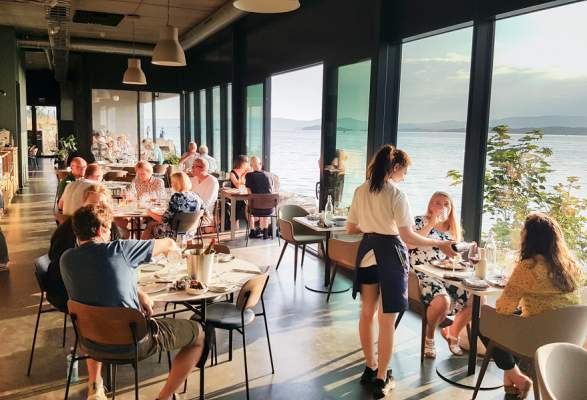 Service Was Not On The Menu At New Seaside Restaurant in Oslo
