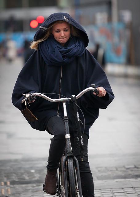 Cycle Chic in Copenhagen