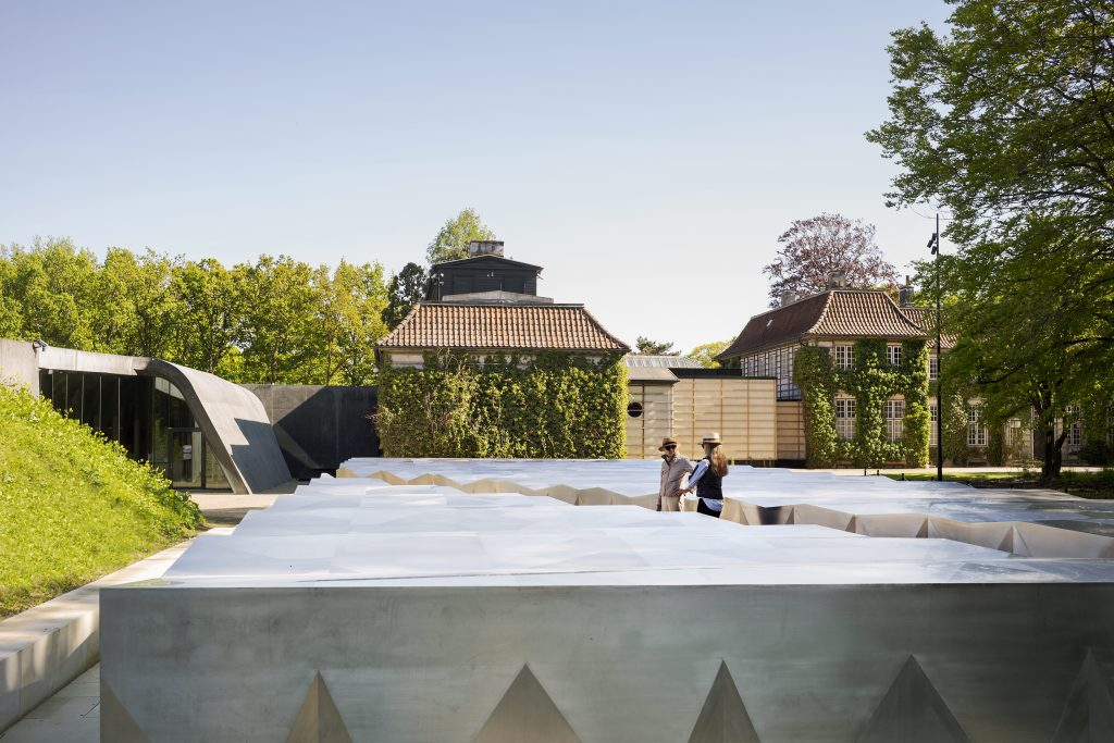 Danish Museum Unveils World Art In A Contemporary Setting