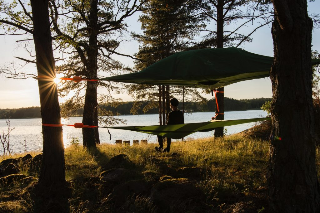Norwegians spend as much time outside as possible, Photo: Aaron Blanco Tejedor