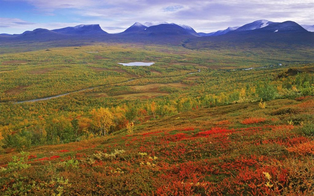 Kiruna In Sweden Is About More Than Space
