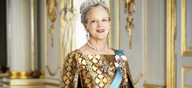 Queen Margrethe Of Denmark Makes Headlines