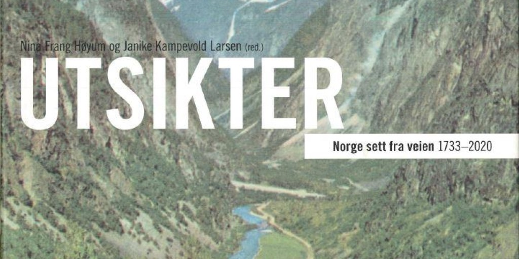Views: Norway Seen From The Road 1733-2020