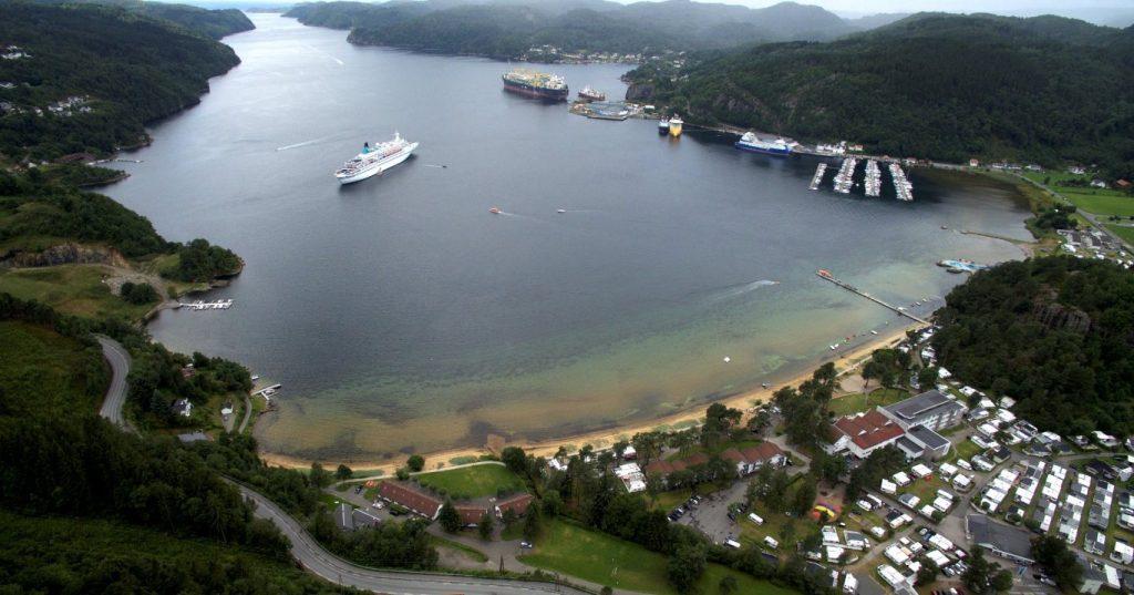 The Norwegian Riviera