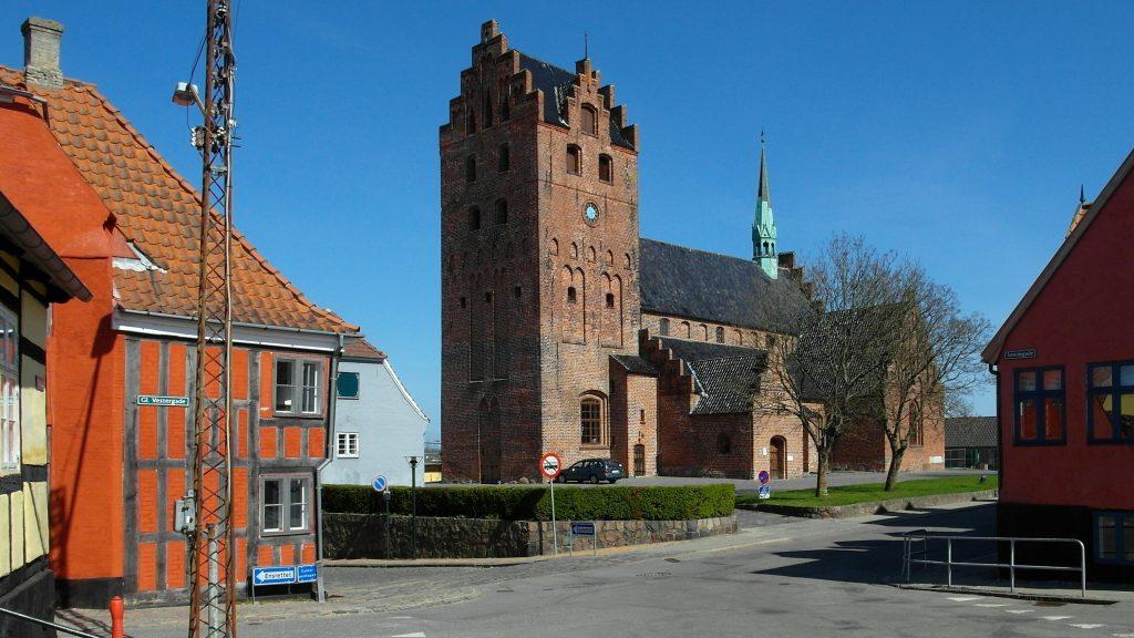 Along the Danish West Coast of Funen
