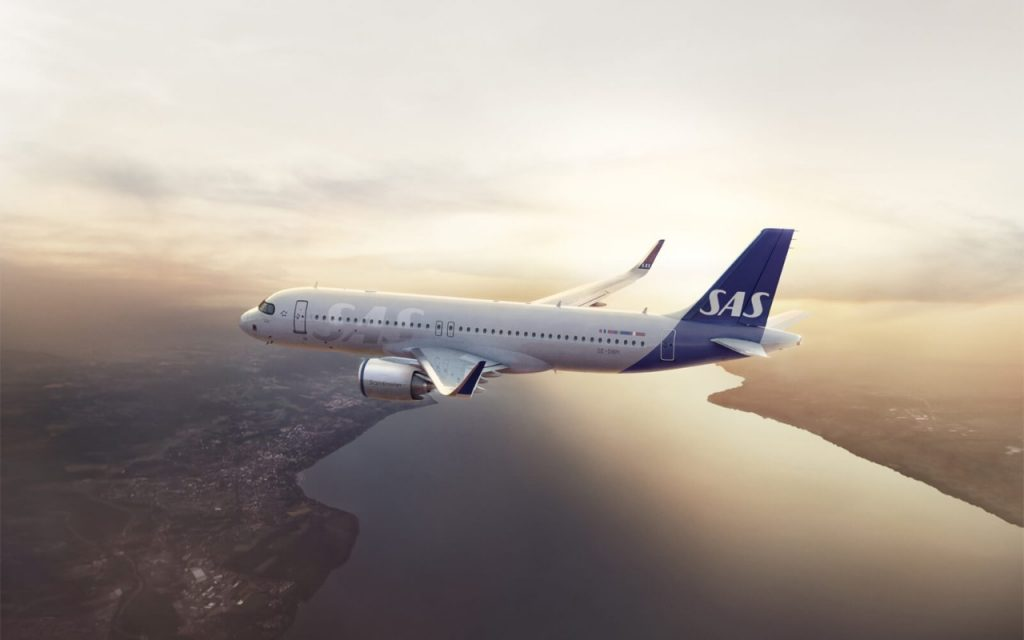 In August Over One Million Passengers Traveled With SAS