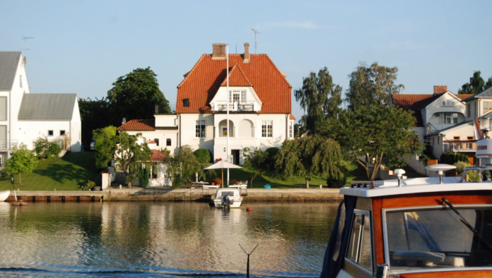 The Swedish Eel Fishers' Last Outpost
